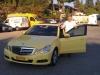 E-Class Mercedes Taxi Sedan